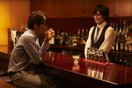 写真:1人の時間をwagyu Bar Extendedで…