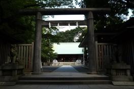 写真:縁結びと恋愛成就の神様「乃木神社」